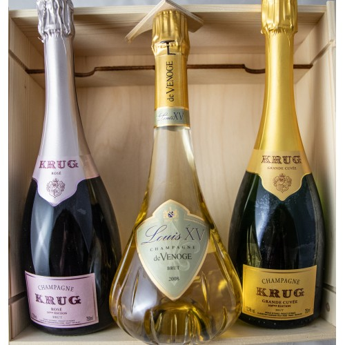 Champagne Selection 1